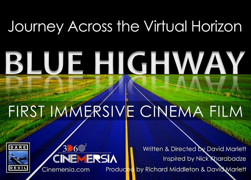 Cinemersia Productions BLUE HIGHWAY